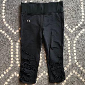 (Under Armour) Capri Leggings Size Small